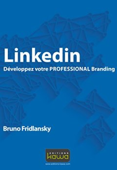 Livres Couvertures de Linkedin - Développez votre PROFESSIONAL Branding