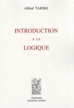 Livres Couvertures de Introduction à la logique