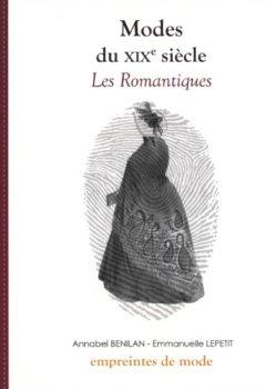 Livres Couvertures de Modes du XIXe siècle : Les Romantiques
