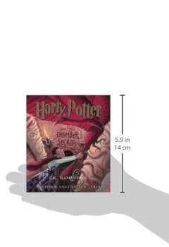 Abdeckungen Harry Potter and the Chamber of Secrets