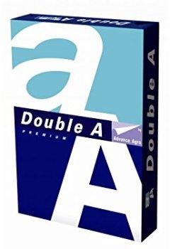 Livres Couvertures de Double A Premium Ramette de 500 feuilles de papier machine 80g/m² FormatA4