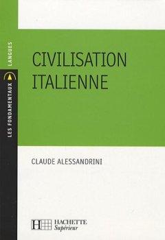 Livres Couvertures de Civilisation italienne
