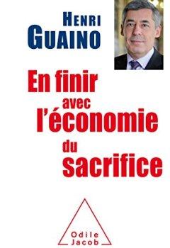 Livres Couvertures de En finir avec l'économie du sacrifice