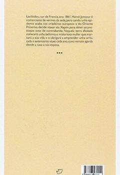 Portada del libro deSeda (Colección contemporánea)