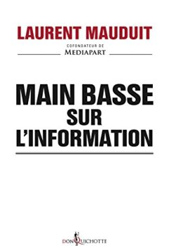 Livres Couvertures de Main basse sur l'information