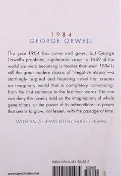 Livres Couvertures de 1984