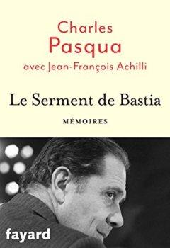 Livres Couvertures de Le Serment de Bastia