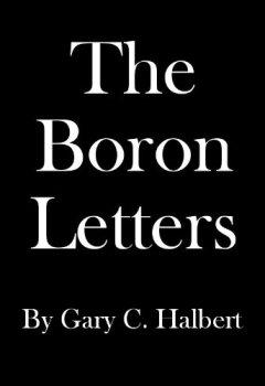 Livres Couvertures de The Boron Letters (English Edition)