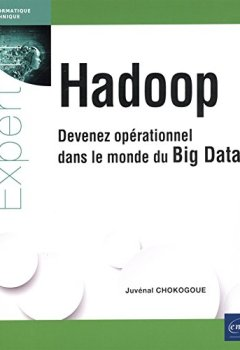 Livres Couvertures de Hadoop - Devenez opérationnel dans le monde du Big Data