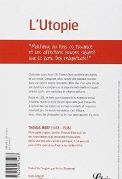 L'Utopie de Indie Author