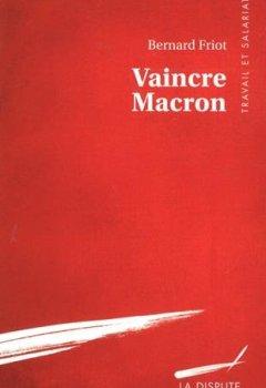 Livres Couvertures de Vaincre Macron