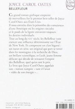Livres Couvertures de Bellefleur