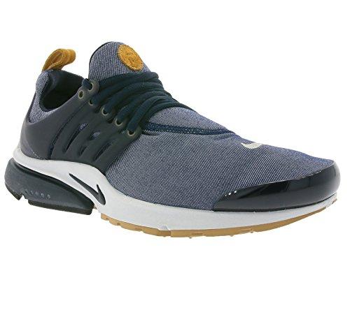 NIKE Air Presto Premium Schuhe Herren Sneaker Turnschuhe Blau 848141 400,