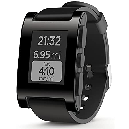 Integrates with your life to connect you to what matters most.View larger   The Pebble Smartwatch connects to your iPhone or Android device via Bluetooth so you get the information you need exactly when you need it. Designed to make your life easie...