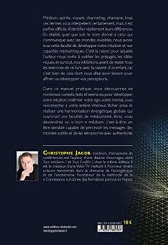 Livres Couvertures de Comment devenir un bon médium : Manuel d'exercices pour faciliter le développement de l'intuition et de la médiumnité