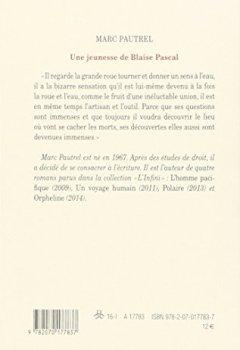 Livres Couvertures de Une jeunesse de Blaise Pascal