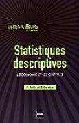 Statistiques descriptives : L'économie et les chiffres