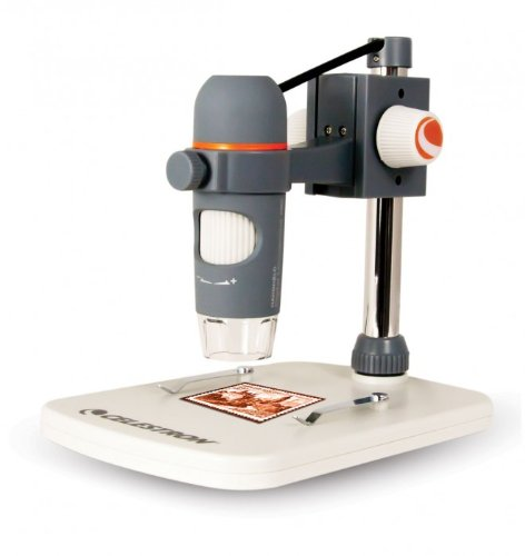 celestron digital handheld microscope model 44308