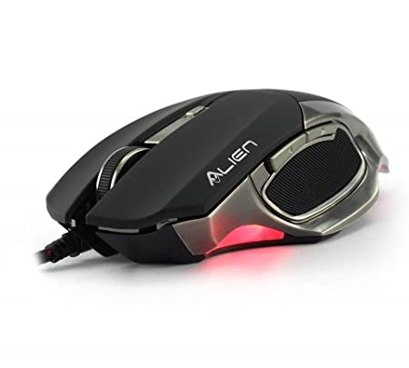 Zebronics Alien Gaming Usb Mouse