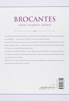 Livres Couvertures de Brocantes : Chiner, Récupérer, Patiner