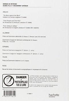 Livres Couvertures de Précis de grammaire italienne