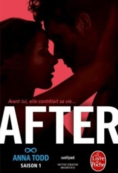 Livres Couvertures de After (After, Tome 1)