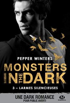 Livres Couvertures de Monsters in the dark, T3 : Larmes silencieuses
