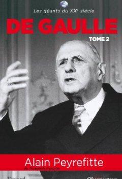Livres Couvertures de De Gaulle tome 2 (Les Géants du XXe siècle)