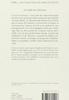 Livres Couvertures de Le livre du dedans : Fîhi-mâ-fîhi