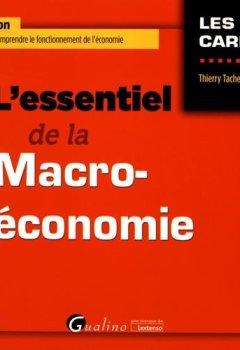 Livres Couvertures de L'essentiel de la Macro-économie