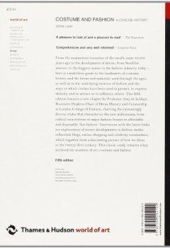 Livres Couvertures de Costume and Fashion: A Concise History