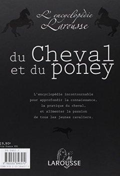 Livres Couvertures de L'encyclopédie du cheval et du poney
