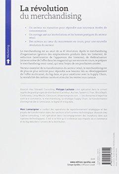 Livres Couvertures de La révolution du merchandising : La nécessaire transformation du secteur retail