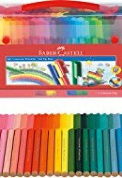 Livres Couvertures de Faber-Castell 155208–Stylo feutre CONNECTEUR Feutre de coloriage 60er