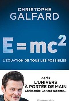 Livres Couvertures de E = mc2