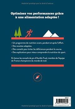 Livres Couvertures de Trail : Coaching nutrition