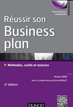 Livres Couvertures de Réussir son business plan - 4e éd. : Méthodes, outils et astuces (Fonctions de l'entreprise)