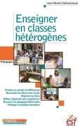 Livres Couvertures de Enseigner en classes hétérogènes
