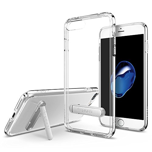 iPhone-7-Plus-Case-Spigen-Ultra-Hybrid-S-Metal-Kickstand-Crystal-Clear-Clear-back-panel-TPU-bumper-for-iPhone-7-Plus-043CS20754