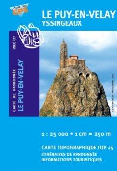 Livres Couvertures de 2835OT LE PUY-EN-VELAY
