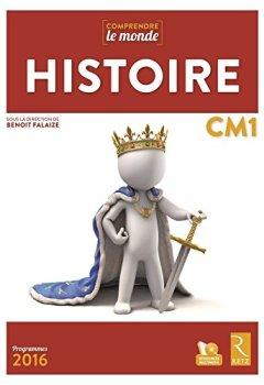 Livres Couvertures de Histoire CM1 - Nouveau programme 2016