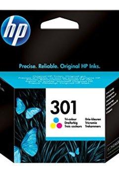 Livres Couvertures de HP CH562E Cartouche d'encre d'origine Cyan/Magenta/Jaune