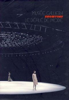 Livres Couvertures de Showtime : Le défilé de mode