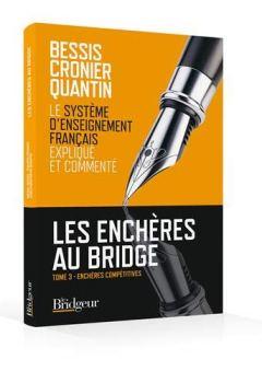 Livres Couvertures de Les enchères au bridge : Tome 3, Enchères compétitives