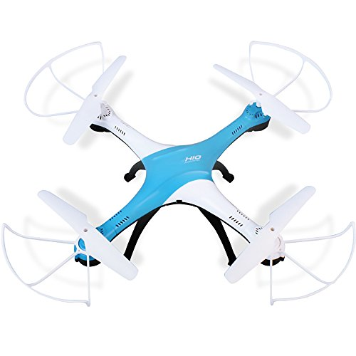 Babrit 6 Axis Gyro Headless Remote Control Drone 2.4Ghz RC Quadcopter Drone with HD Camera