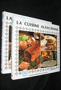 Livres Couvertures de Toute la gastronomie alsacienne