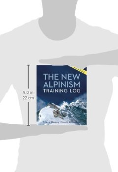 Livres Couvertures de The New Alpinism Training Log