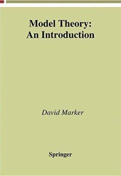 Livres Couvertures de Model Theory: An Introduction