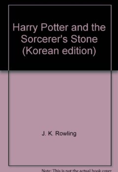 Abdeckungen Haeri P'ot'o wa mabopsa ui tol (Harry Potter and the Sorcerer's Stone, Korean Edition)