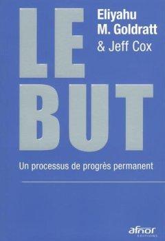 Livres Couvertures de Le But: Un processus de progrès permanent